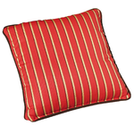 Square Pillow with Cord 18inch