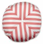 Round Mitered Pillow