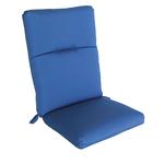 Aegean Style Club Chair Cushion