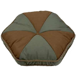 hexagon pillow 20inch