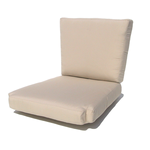 Mesa Style Club Chair Cushion