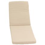 Mission Teak Style Chaise Cushion