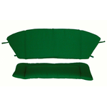 Mayfield Style Barrel Back Loveseat Cushion