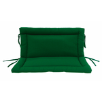 Mayfield Style High Back Loveseat Cushion