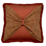 bow tie pillow