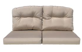 Eastlake Style Loveseat Cushion