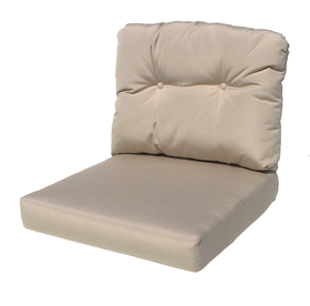 Eastlake Style Club Chair Cushion