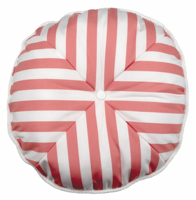 Round Mitered Pillow