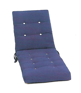 W Style Chaise Cushion